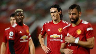Manchester United wygrywa hit! Solskjaer uratowany. Pierwszy gol Cavaniego