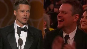 Brad Pitt, Matt Damon