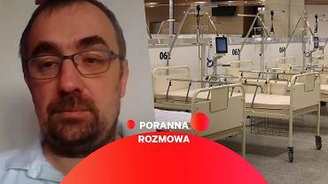 Doktor Jakub Zieliński w Porannej Rozmowie Gazeta.pl