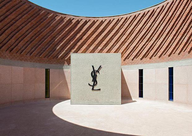 Muzeum Yves Saint Laurent w Marakeszu