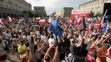 """Marsz KOD ''Wszyscy dla Wolności"""""""