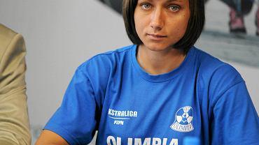 Natalia Niewolna - trenerka Olimpii