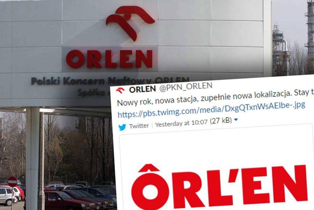 Orlen wchodzi na słowacki rynek. Zapowiedział to w niecodzienny sposób