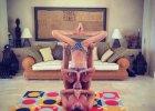 Carles Puyol i jego dziewczyna robią bardzo dziwne rzeczy na dywanie