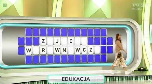 'Koło fortuny', TVP2