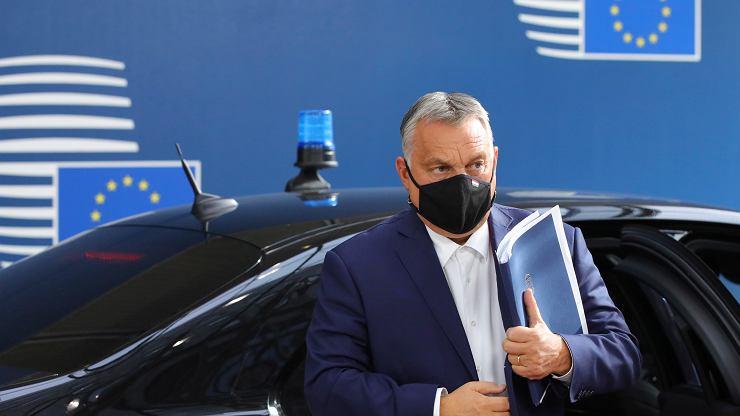 """Budżet UE. Viktor Orban w """"Die Zeit"""": Dyskusja o praworządności może poczekać"""