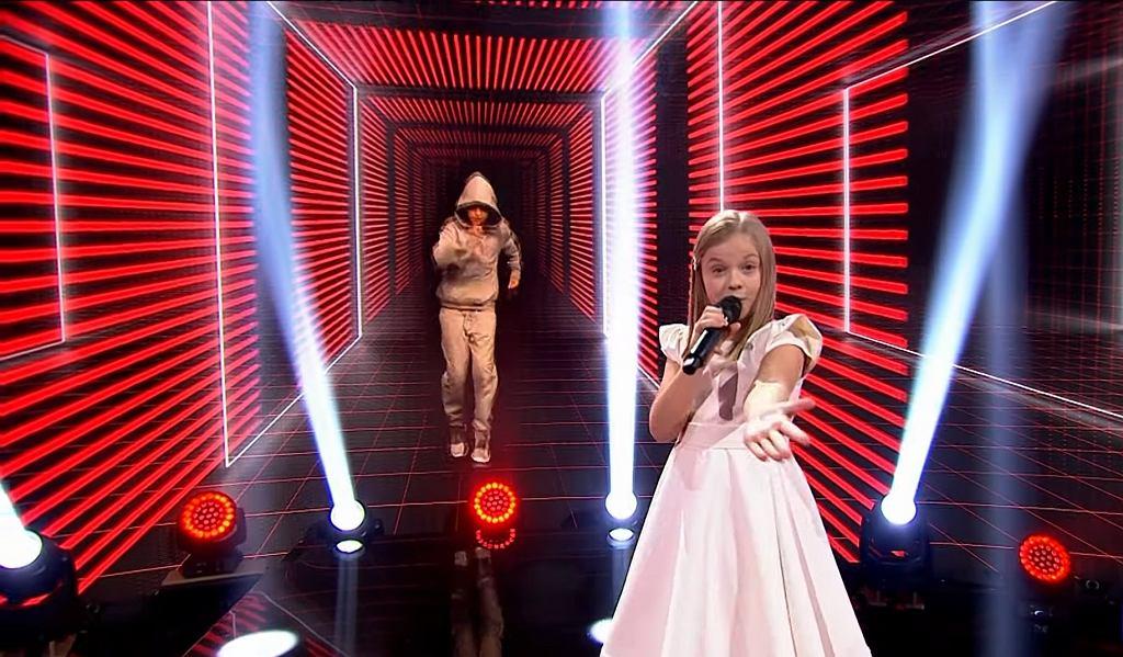 Eurowizja Junior 2020. Występ Ali Tracz z piosenką I'll Be Standing