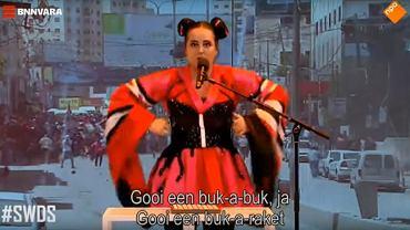 Parodia piosenki Netty Barzilai