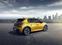 Nowy Peugeot 208 z cenami w Polsce. Od 53 900 zł. Wersja GT Line będzie sporo droższa
