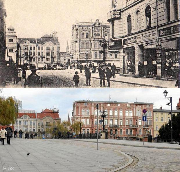 Zdjęcie numer 11 w galerii - Bydgoszcz wczoraj i dziś. Te same miejsca sfotografowane po latach