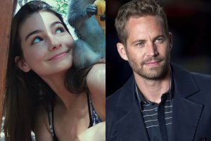Meadow Walker i Paul Walker