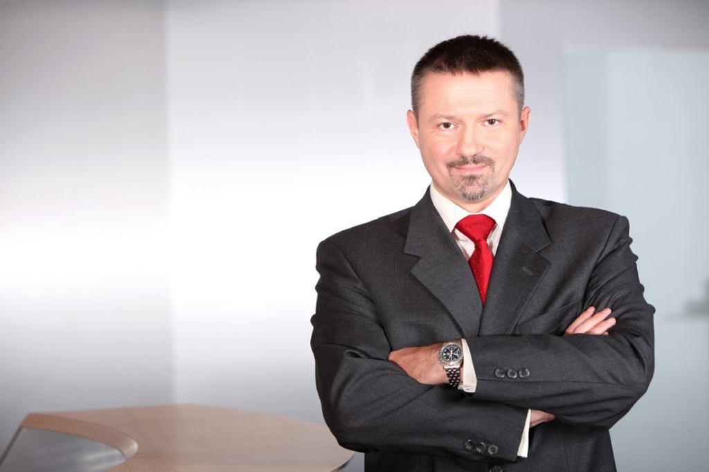 Andrzej Żelazny, dyrektor generalny Regionu Europy Północnej