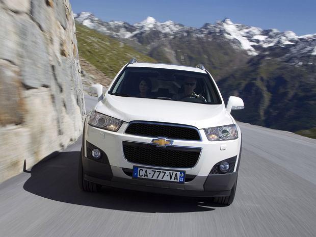 Kupujemy używane. Chevrolet Captiva I vs. Renault Koleos I - niedoceniane i tanie SUV-y