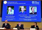David Card, Joshua D. Angrist i Guido W. Imbens laureatami ekonomicznego Nobla. Za pracę nad rynkiem pracy