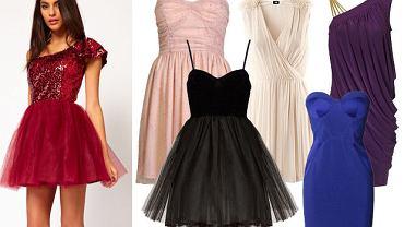 Sukienki na studniówkę - do 150zł