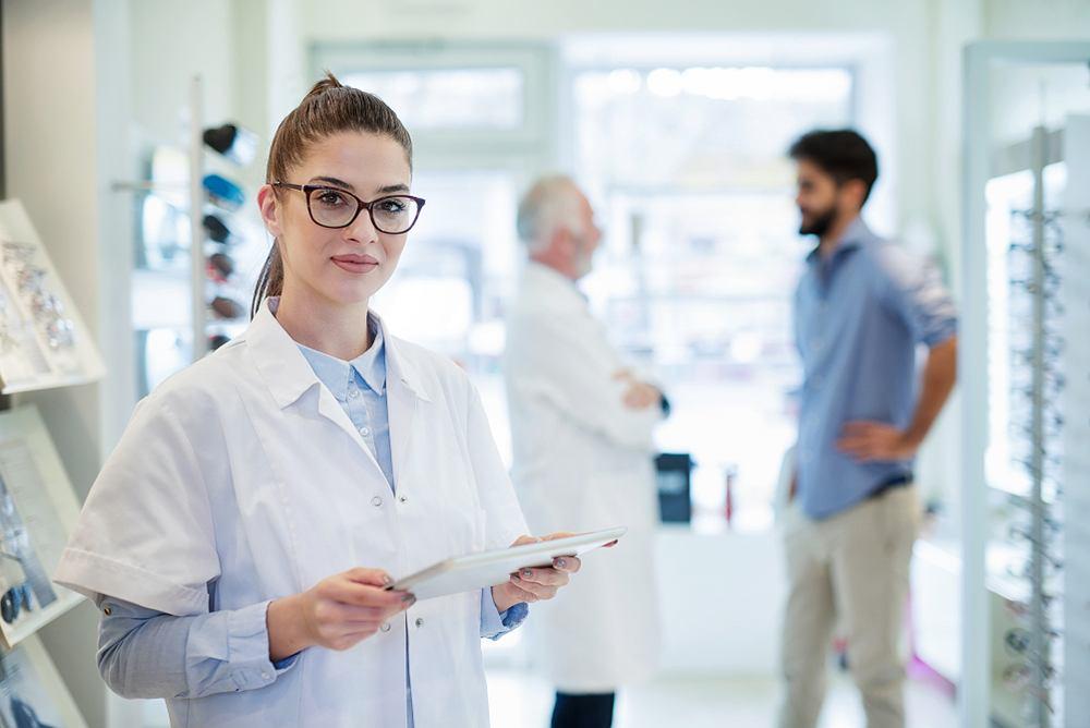 Salon optyczny, fot. Shutterstock