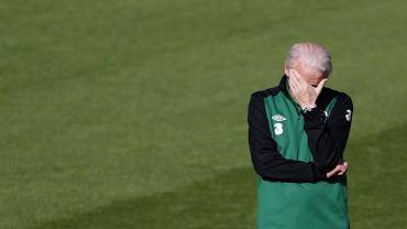 Włoski trener Irlandczyków, Giovanni Trapattoni
