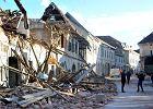 Chorwacja mierzy się z kataklizmem. Każda pomoc jest na wagę złota