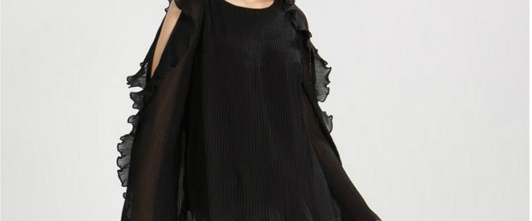 Eleganckie bluzki damskie: piękne i stylowe modele na specjalne okazje