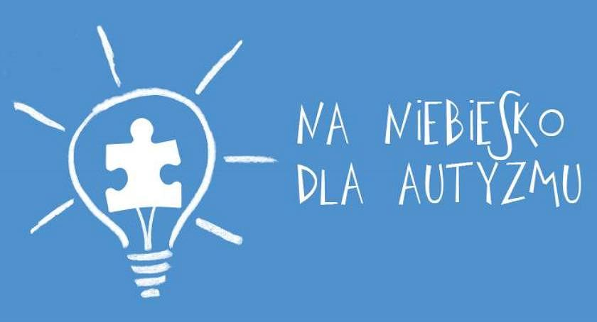Na niebiesko dla autyzmu