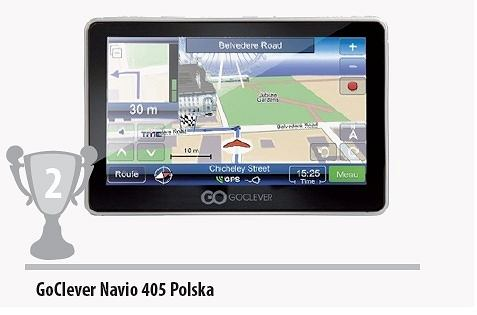 GoClever Navio 405 Polska