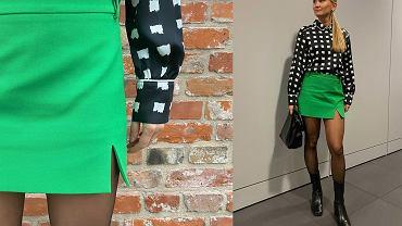 Spódniczka mini wraca do mody!