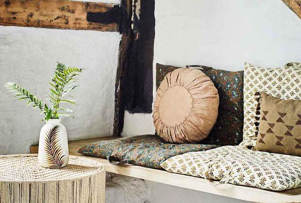 Dekoracyjne poduszki na krzesła i siedziska
