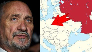 Antoni Macierewicz: doszło do cyberataku na Polskę