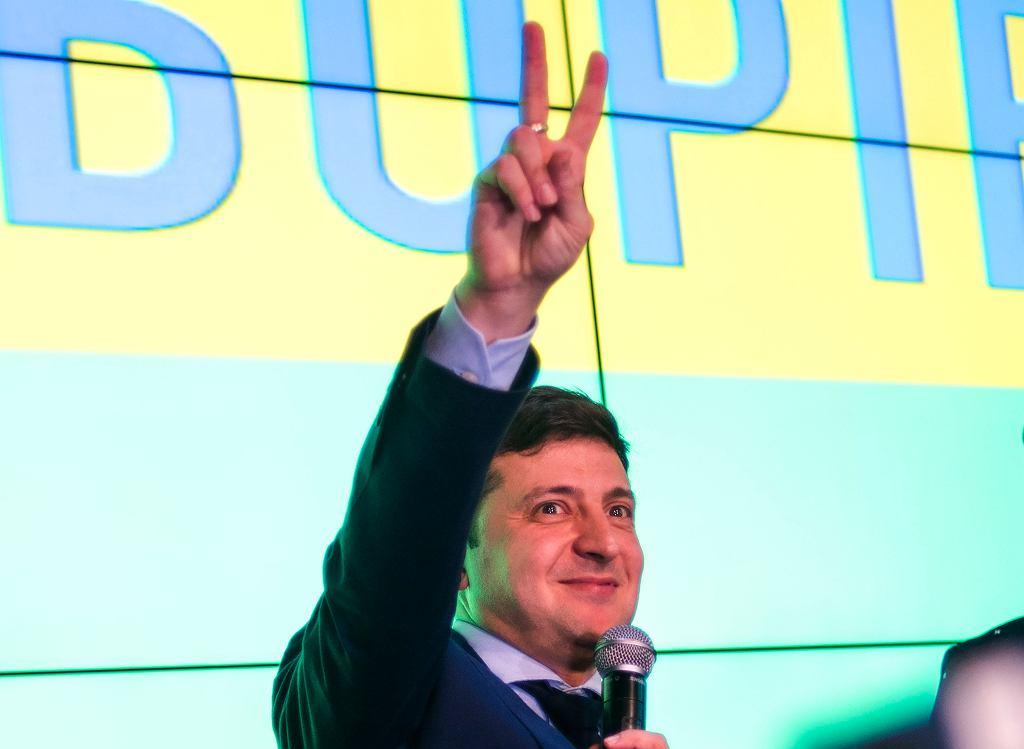 Wybory na Ukrainie. Są pierwsze cząstkowe wyniki