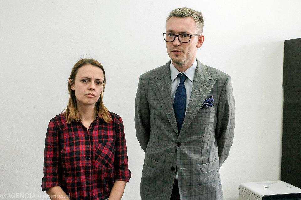 Radosz Pawlikowski i Karolina Góral