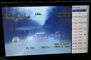 BMW w Zabrzu przekroczyło prędkość o 100 km/h