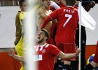 Piłkarska Liga Europy: Sevilla, która wcześniej wyeliminowała Śląsk awansowała do finału rozgrywek