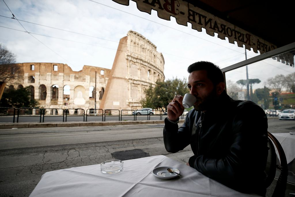 Luzowanie obostrzeń we Włoszech.