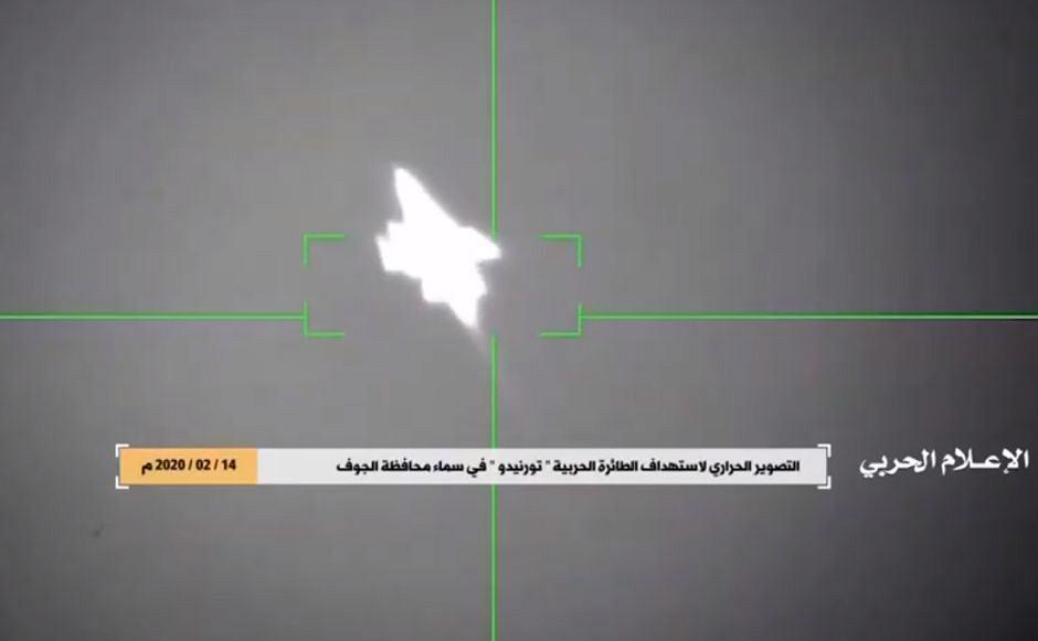 Arabia Saudyjska potwierdziła utratę samolotu w Jemenie