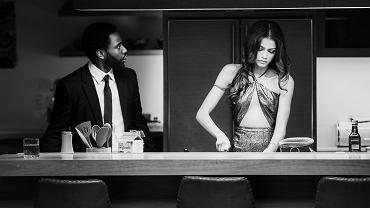 John David Washington i Zendaya w filmie 'Malcolm i Marie'