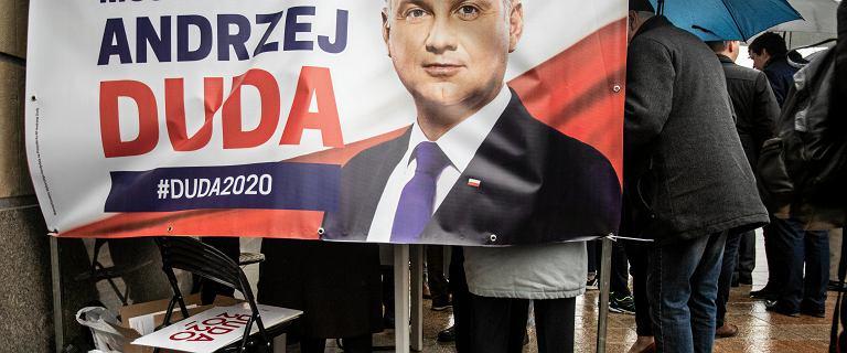 Pomorskie: pobito wolontariusza zbierającego podpisy poparcia dla Andrzeja Dudy