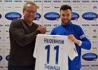 Denis Thomalla (ex-Lech Poznań) znów ratuje swój zespół. Ależ gol byłego lechity! [WIDEO]
