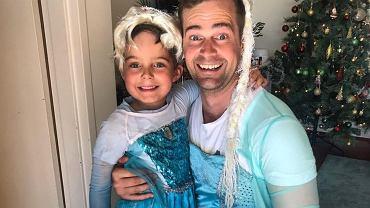 Scott Stuart i jego syn