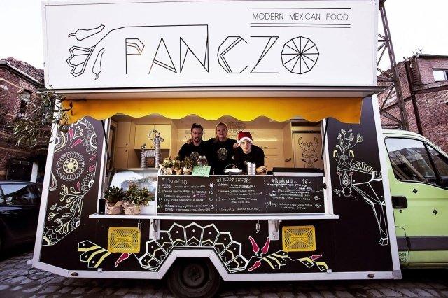 Food truck Panczo / Mat. Panczo