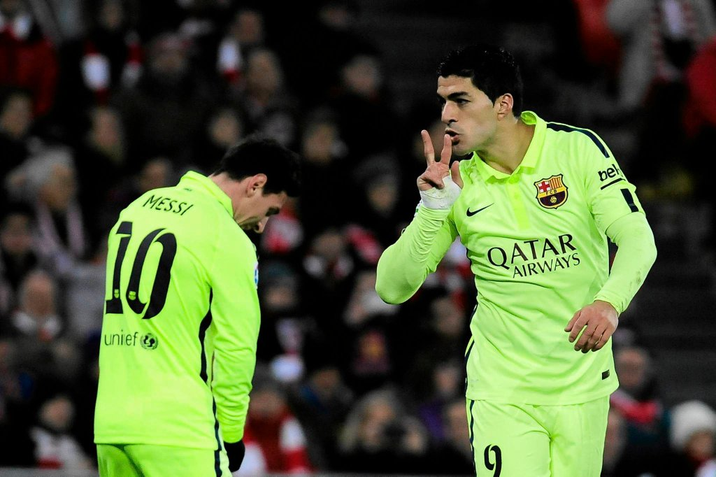 Athletic Bilbao - FC Barcelona 2:5