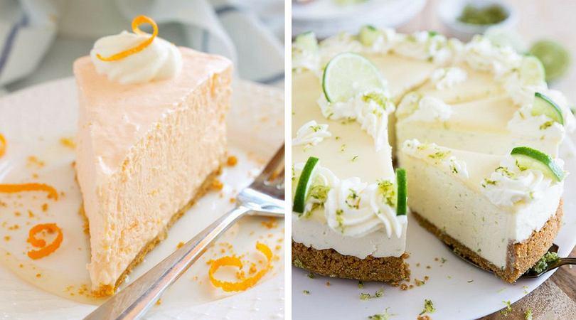 Sernik to doskonały pomysł na letni deser