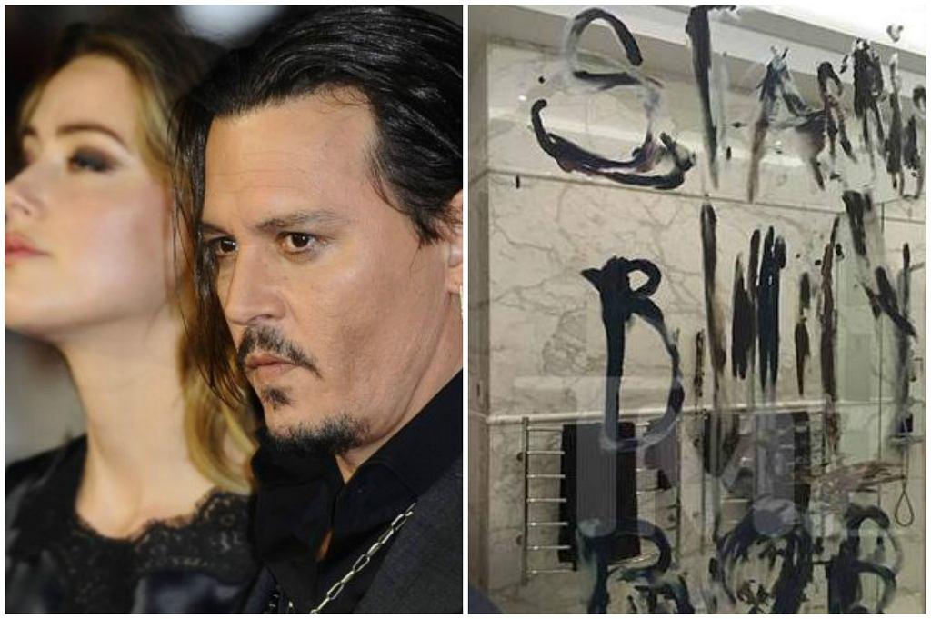 Johnny Depp i Amber Heard