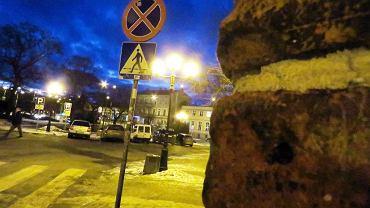 Gorzów. Ulica Hawelańska