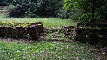 Bialska dzielnica Lipnik, amfiteatr