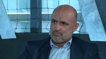 Michał Probierz w Sekcji Piłkarskiej