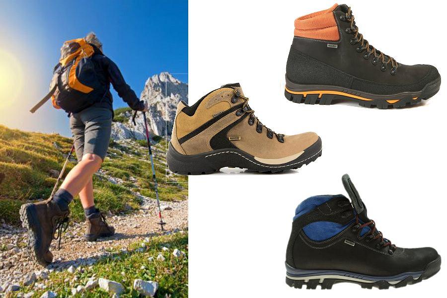 buty trekkingowe Badura