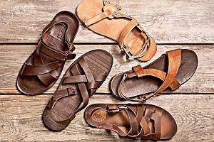 Sandały: modne buty na lato