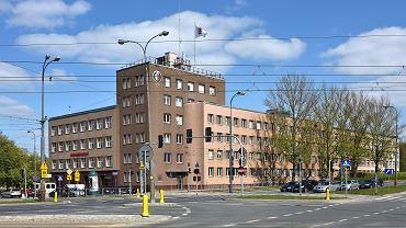 Budynek Szkoły Głównej Służby Pożarniczej