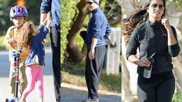 Matthew McConaughey z rodziną