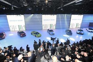 VW Group - premiery w Paryżu